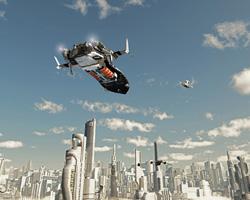 Tyrell's Flight